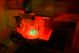 PCB etching with lasers