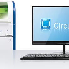LPKF CircuitPro PL offers easy and intuitive operation.